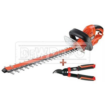 Black&Decker GT5055KIT2 Çit Budama 500W 55CM