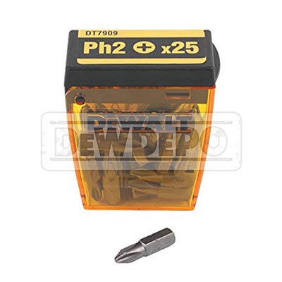 Dewalt Dt7909 Ph2 25Mm (25 Adet)