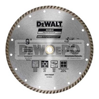 Dewalt DW47900HP Turbo Elmas Disk 230 mm